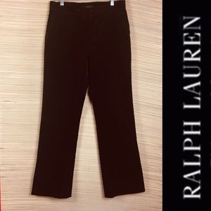 RALPH LAUREN Black Label Corduroy Pant